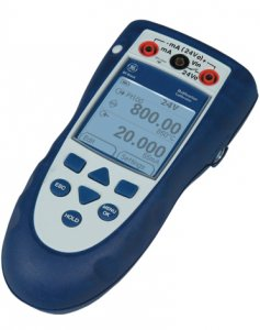 Calibrador portatil DPI 842_Minipa